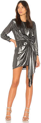 Krisa Seymore Draped Dress