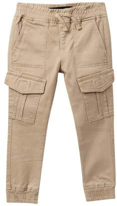 Joe's Jeans Stretch Twill Jogger (Little Boys)