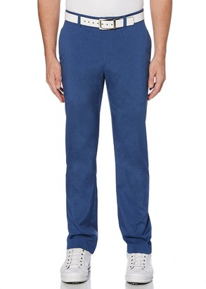 Equipment Men's Grand Slam On Course Slim-Fit MotionFlow 360 Active Waistband Stretch Golf Pants