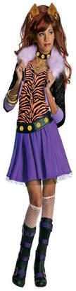 BuySeasons Monster High - Clawdeen Wolf Girls Costume