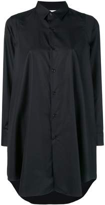 Comme des Garcons long-sleeve oversized shirt