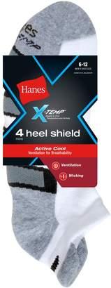 Hanes X-Temp Low Cut Men's Socks Big & Tall