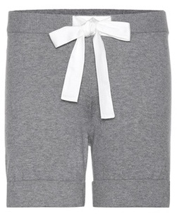81 Hours81hours Orion Cotton And Cashmere Shorts