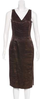 John Galliano Vintage Sheath Dress w/ Tags