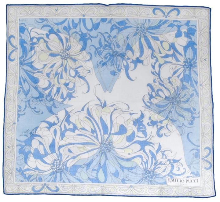 Emilio Pucci Printed handkerchief