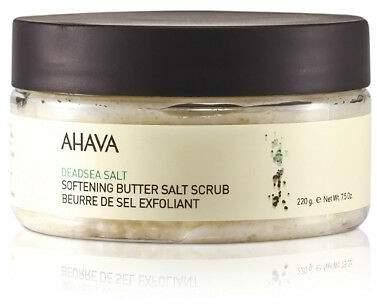 Ahava NEW Deadsea Salt Softening Butter Salt Scrub 235ml Womens Skin Care