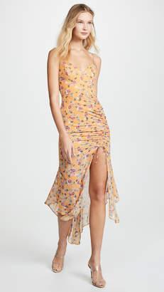 Nicholas Drawstring Dress