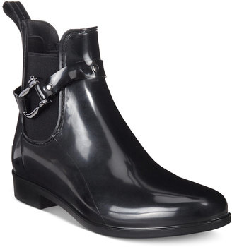 Nautica Seacoast Chelsea Short Rain Booties $59 thestylecure.com