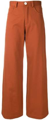 Societe Anonyme Paulette wide leg trousers