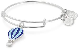 Alex and Ani Charity By Design We Rise Charm Expandable Wire Bracelet