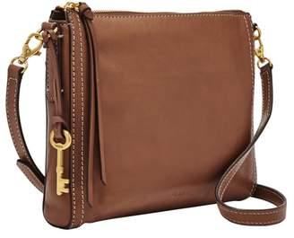Fossil Emma Ew Crossbody Handbag Black