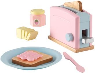 Kid Kraft Wooden Toaster Set