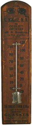 Rejuvenation Oculist's Advertising Thermometer