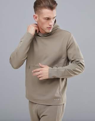 Asos 4505 4505 sweatshirt with cut & sew