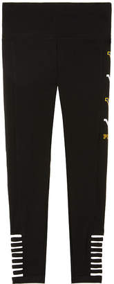 PINK West Virginia University Cotton Strappy Ankle Legging