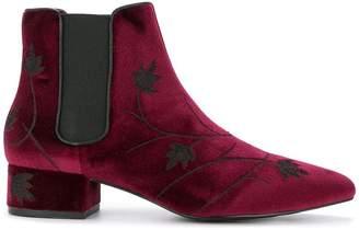 Senso Kaia II floral boots