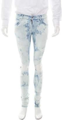 Amiri Distressed Thrasher Jeans w/ Tags