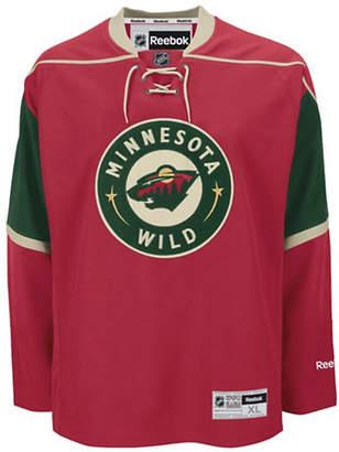 Reebok Minnesota Wild NHL Premier Home Jersey T-Shirt