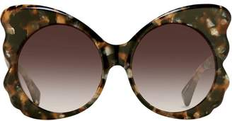 Matthew Williamson Special oversized sunglasses