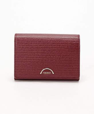 69ac3737915c Nina Ricci (ニナ リッチ) - [NINA RICCI] ルーンパース 二つ折り財布