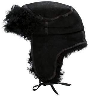 Hermes Shearling Hat