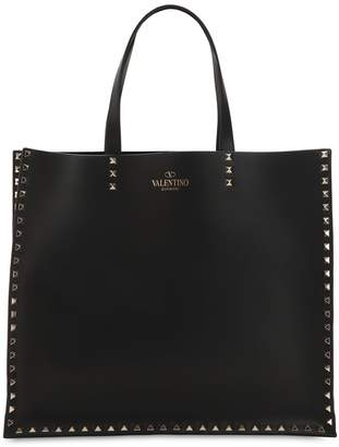 Valentino (ヴァレンティノ) - VALENTINO GARAVANI レザートートバッグ