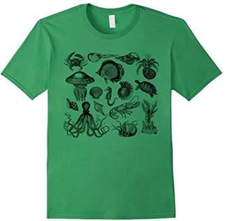 Vintage Sea life Shirt - Future Marine Biologist Tshirt