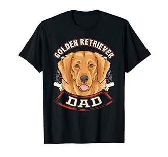 Golden Retriever Dog Breed Shirts for Men Dad shirt