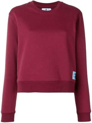 Calvin Klein Jeans patch sweatshirt