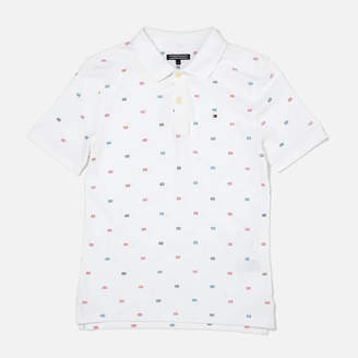 Tommy Hilfiger Boy's Pattern Polo Shirt