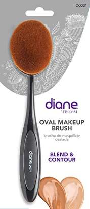 Fromm Diane Oval Makeup Brush 6.25'' x 1.5''
