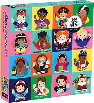 Mudpuppy Galison Little Feminist Jigsaw Puzzle, 500 Pieces