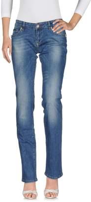 Philipp Plein Denim pants - Item 42626115DH