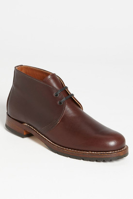 RED WING Beckman Chukka Boot $400 thestylecure.com