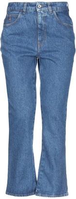 ATTICO Denim pants - Item 42745862AP
