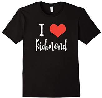 Richmond I Love T Shirt