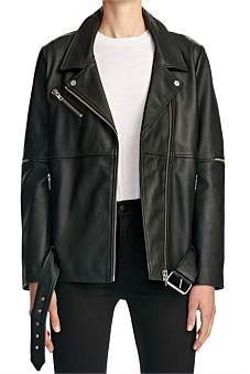 Neuw Denim Grenelle Biker Leather Jacket