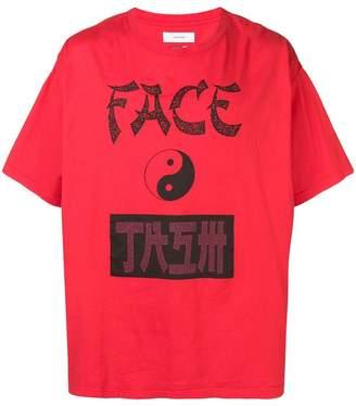 Facetasm Ying Yang T-shirt