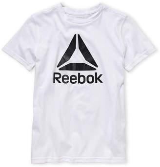 Reebok Boys 8-20) Big Logo Tee