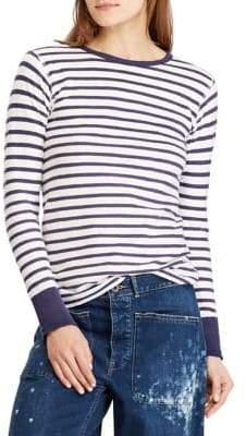 Polo Ralph Lauren Long-Sleeve Striped Shirt