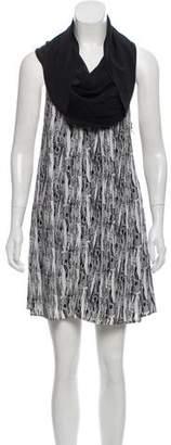 Alexander Wang Silk Printed Dress