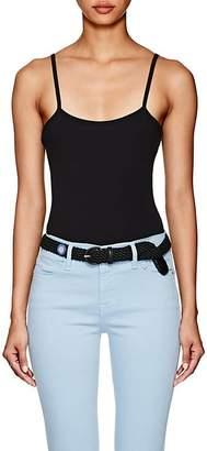 ATM Anthony Thomas Melillo Women's Pima Cotton Cami Bodysuit