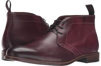 Matteo Massimo 3-Eye Chukka Men's Lace-up Boots