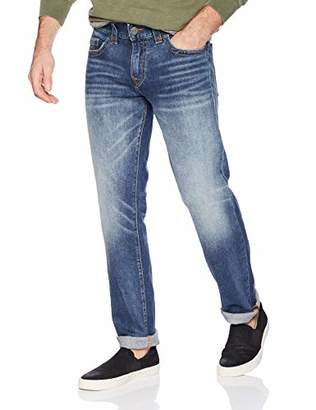 True Religion Men's Geno Slim Straight