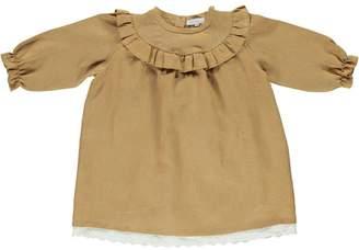 Bebe Organic Milja Dress, Apple Cinnamon