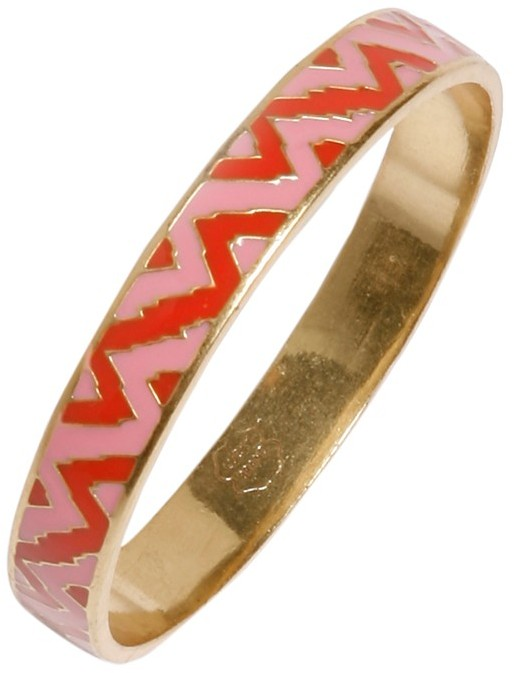 Lucky Brand Bracelet, Small Red Bangle