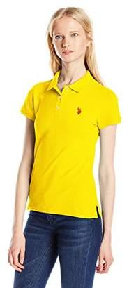 U.S. Polo Assn. U.s ASSN. Juniors Solid Polo Shirt With Pony