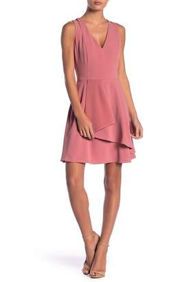 Adelyn Rae Paige Fit & Flare Dress