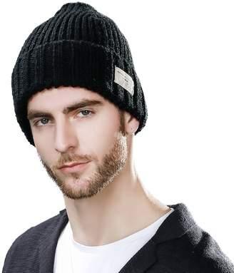 Siggi Green Winter Beanies for Guys Knit Skull Beanie Hat Men Women Watch  Cap Warm Acrylic fcccc97d836