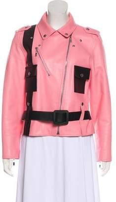 Louis Vuitton 2016 Leather Jacket